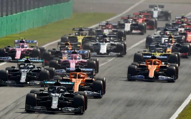 Sprintrennen in der Formel 1 eventuell bald möglich
