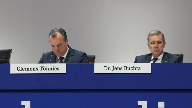 Dr. Jens Buchta ist Nachfolger von Clemens Tönnies als Aufsichtsratsboss von Schalke 04