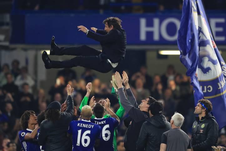Die Meisterschaft ist in England bereits entschieden. Der FC Chelsea sichert sich zum sechsten Mal den Titel in der Premier League