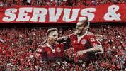 Arjen Robben, Frank Ribéry