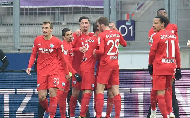 Der VfL Bochum spielt um den Aufstieg mit