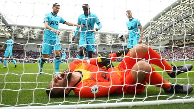 Tottenham-Keeper Hugo Lloris fällt seit Oktober aus