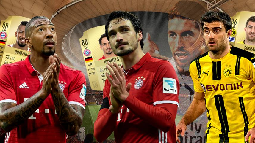 FIFA 18 erscheint am 29. September auf allen Plattformen. Segio Ramos, Mats Hummels und Co. - SPORT1 zeigt die 10 besten Verteidiger bei FIFA 18.