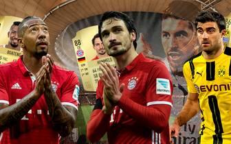 FIFA 18: Das sind die 10 besten Verteidiger