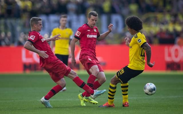 Bayer Leverkusen und der BVB messen sich in der Bundesliga