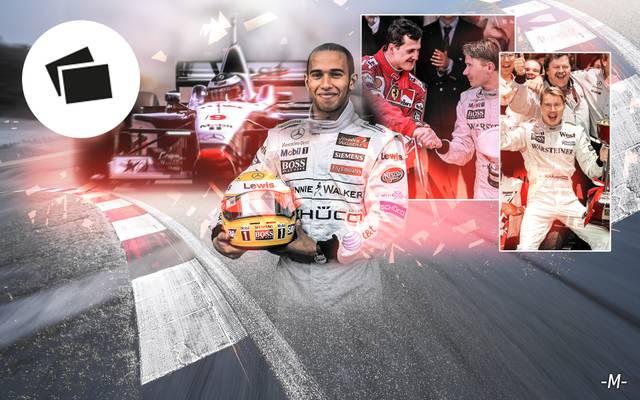 McLaren und Mercedes wollen mit ihrer Zusammenarbeit an erfolgreiche Zeiten anknüpfen