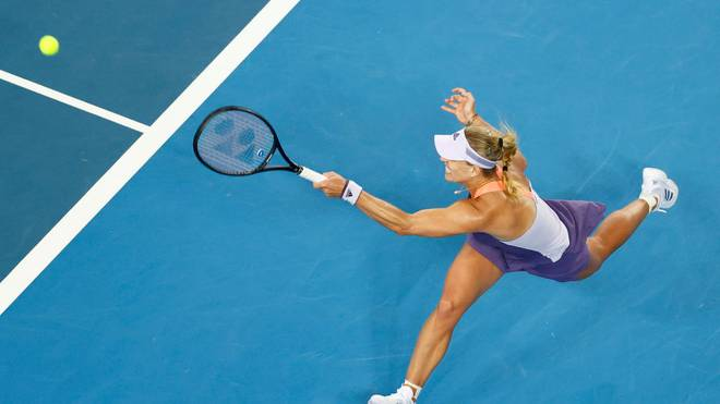 Angelique Kerber gewann bereits einmal die US Open