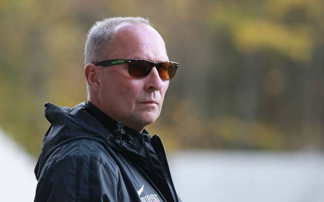 Helge Leonhardt ist Präsident des FC Erzgebirge Aue