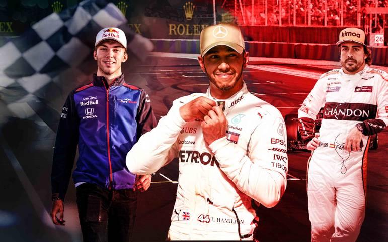 Mercedes-Pilot Lewis Hamilton hat seinen fünften Titel gewonnen. Wer überzeugt außer dem Briten noch, welche Fahrer enttäuschen und wo liegt Sebastian Vettel? SPORT1 bewertet Leistung und fahrerisches Können aller Fahrer in der Saison 2018 im Ranking