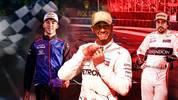 Formel 1: Pierre Gasly, Lewis Hamilton und Fernando Alonso fahren eine starke Saison 2018
