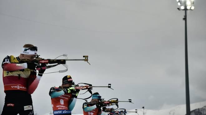 In Kontiolahti stehen am Wochenende weitere Rennen an