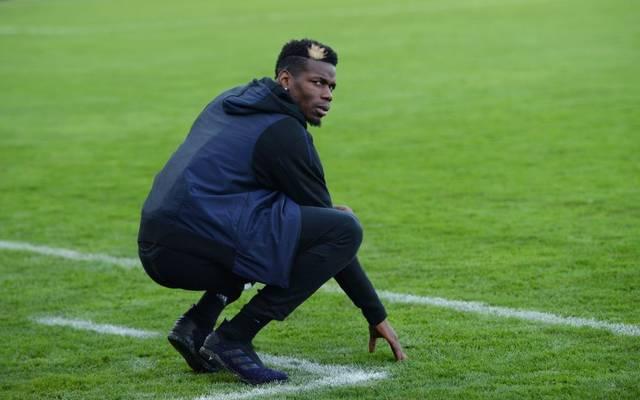 Manchester United muss erneut auf Paul Pogba verzichten