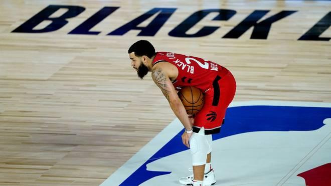 Für Fred VanVlee und die Toronto Raptors brechen durch Corona logistisch womöglich schwere Zeiten in der NBA an