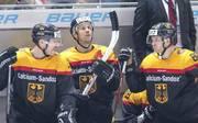 Eishockey-WM: SUI - GER 14 Uhr TV & Stream