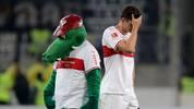 Mario Gomez holte mit dem VfB Stuttgart in dieser Saison nur fünf Punkte