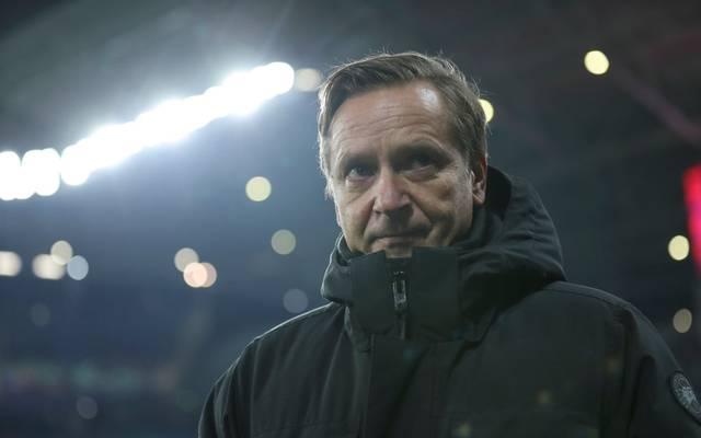 Für Horst Heldt stand eine Rückkehr zu Schalke im Raum
