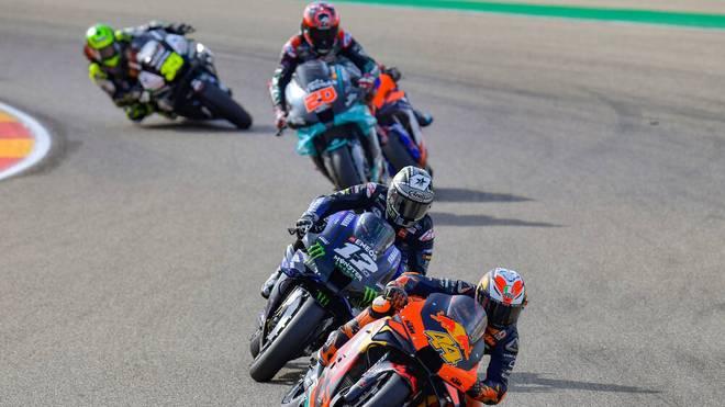 Auch in der MotoGP soll nächstes Jahr wieder die Post abgehen