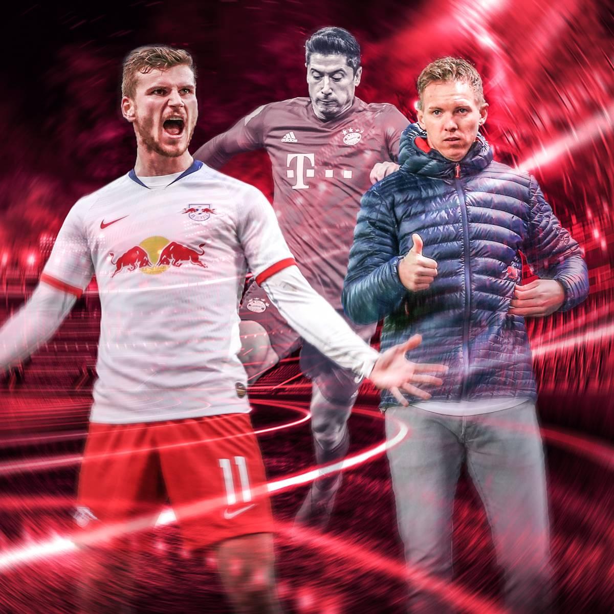Werner übertrumpft Lewandowski