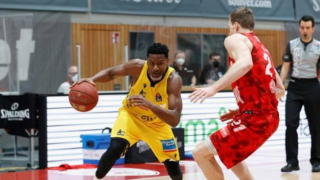 Ludwigsburg mit starker Mannschaftsleistung