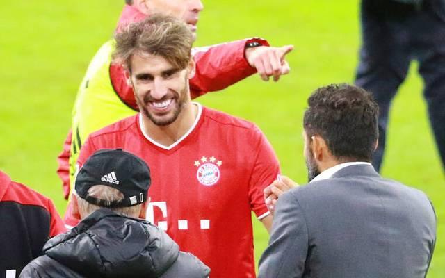 Javi Martínez spielt seit acht Jahren für den FC Bayern