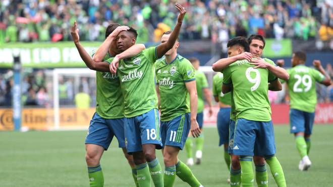 The Seattle Sounders are MLS champion
