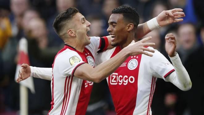 Ajax Amsterdam könnte bald in einer Liga mit belgischen Teams spielen