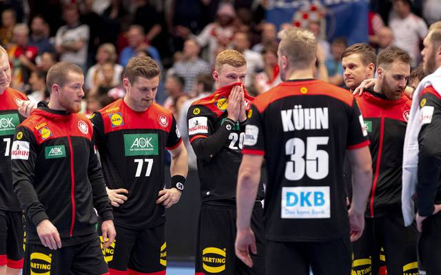 Deutschland schenkte eine Fünf-Tore-Führung her