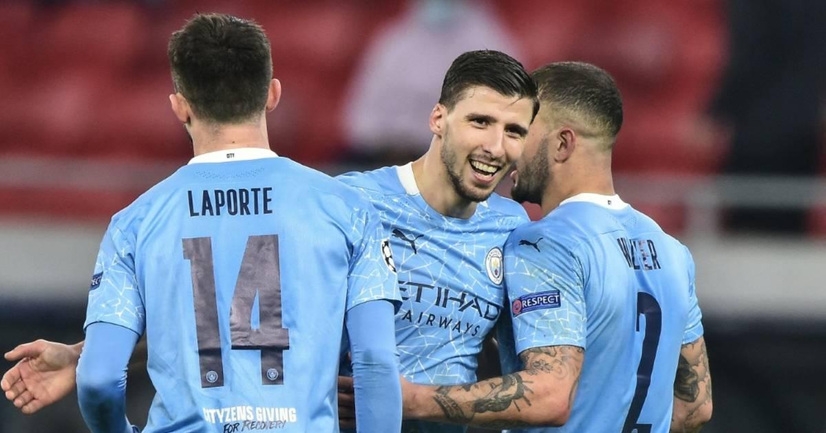 Premier League: Manchester City baut Serie durch Sieg gegen West Ham aus - SPORT1