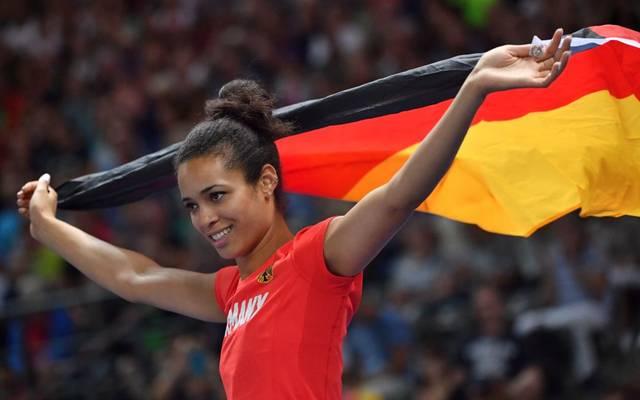Marie-Laurence Jungfleisch wird bei der Leichtathletik-WM nicht an den Start gehen