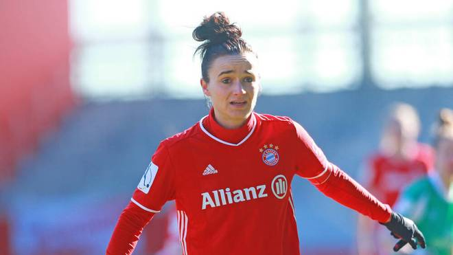 Lina Magull fehlt den DFB-Frauen