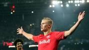 Erling Haaland trifft wie er will. Nächstes Jahr in der Bundesliga?