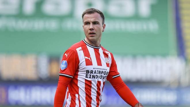Mario Götze spielt seit Oktober 2020 für Eindhoven