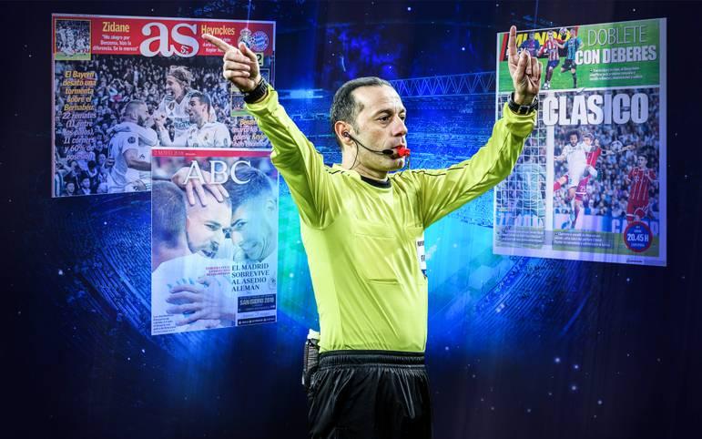 Nach dem unglücklichen Aus gegen Real bekommt Bayern Torwart Sven Ulreich in der Presse sein Fett ab. Bemerkenswert: Spaniens Medien sehen einen klaren Elfmeter für die Münchner. SPORT1 fasst die internationalen Pressestimmen zusammen