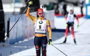 Wintersport / Biathlon-WM