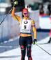 Wintersport / Biathlon-WM