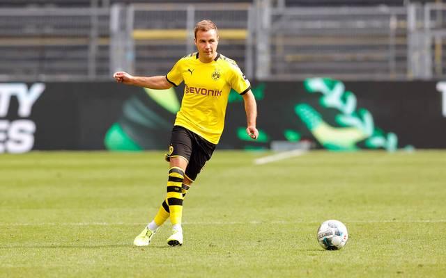 Mario Götze hat immer noch keinen neuen Klub gefunden