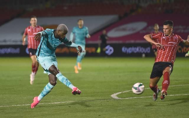 Divock Origi setzte für den FC Liverpool den Schlusspunkt