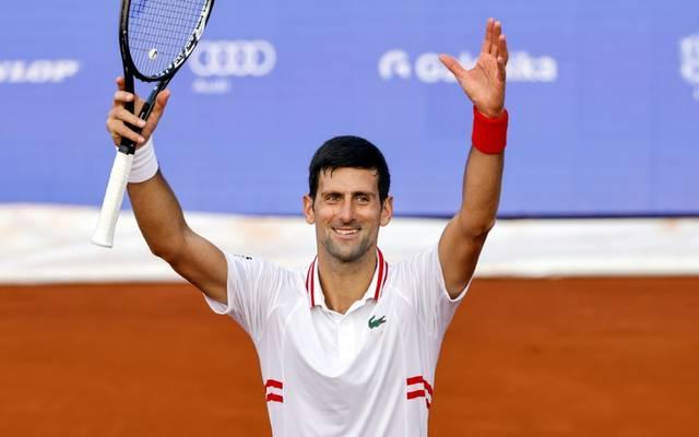 Djokovic erreicht in Belgrad das Halbfinale