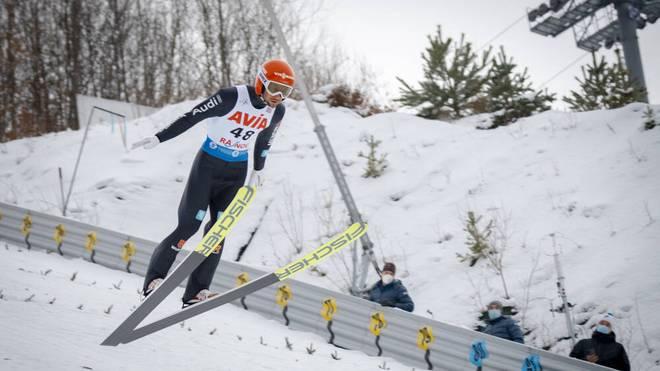 Markus Eisenbichlers Anzug sorgte für Probleme beim Skispringen in Rasnov