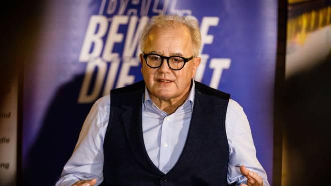 Fritz Keller positioniert sich gegen Rechts