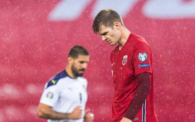 Alexander Sörloth sorgt bei der Nationalmannschaft für einen Eklat