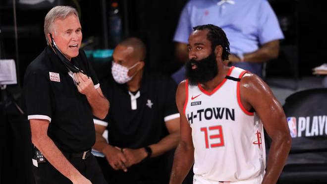 Die Houston Rockets schieden aus den NBA-Playoffs aus