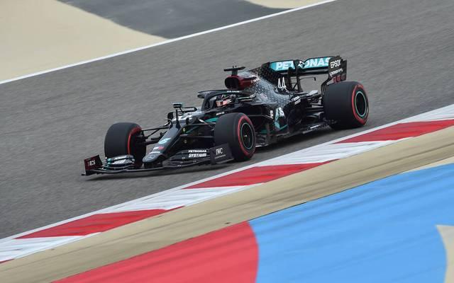 Lewis Hamilton gewann bereits sieben WM-Titel