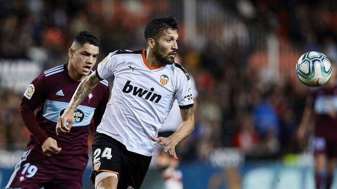 Ezequiel Garay konnte keine Einigung mit Valencia CF erzielen.