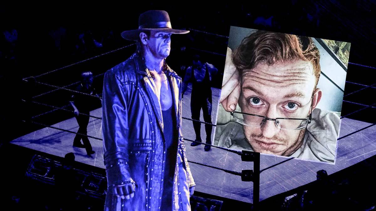 Gunner Calaway will nicht in die Fußstapfen seines berühmten Vaters, The Undertaker, treten
