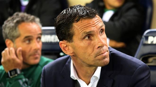 Gustavo Poyet ist nicht mehr Trainer von Real Betis