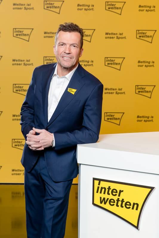 Rekordnationalspieler Lothar Matthäus ist neuer Markenbotschafter von Interwetten