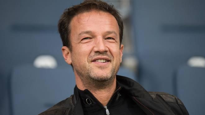 Fredi Bobic ist seit Juni 2016 Sportvorstand bei der Eintracht
