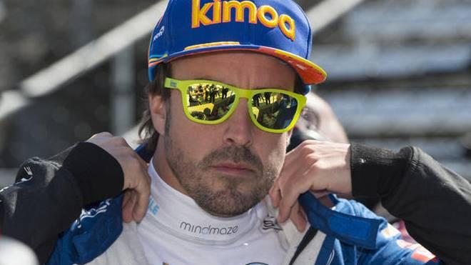 Alonso unterlag im Kampf um den letzten Indy-500-Startplatz in letzter Sekunde