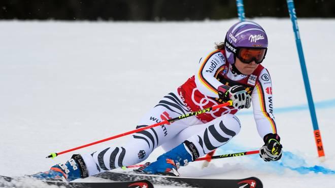 Viktoria Rebensburg fuhr in Maribor auf einen enttäuschenden elften Rang